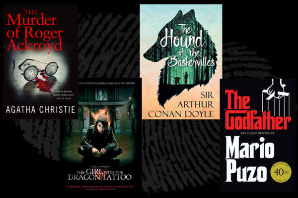 4 Best Crime Novels That Will Keep You Hooked
