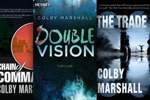 4 Fabulous Novels of Colby Marshall