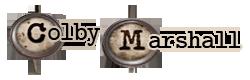 colbymarshall.com